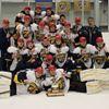 Flamborough Sabres bantam AEs repeat as OMHA champs