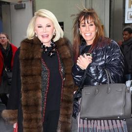 Joan Rivers' daughter inherits $100 million-Image1