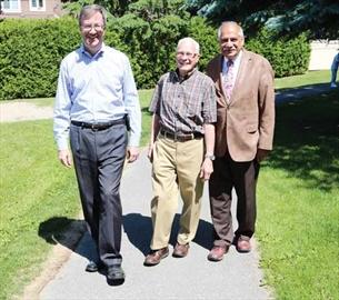 Kenneth J  Watkins Pathway in Stittsville - www ottawacommunitynews