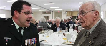 Veterans inspire military's next generation; Legion hosts annual lunch– Image 1