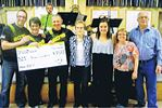 Penetanguishene dance raises funds for cancer research