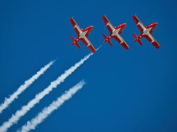 8 Wing / CFB Trenton Canadian Forces and Air Display Weekend