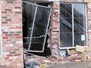SUV crashes into Brampton restaurant