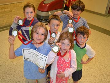 Thornbury students complete Marafun program
