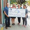 Midland company makes donation to Huronia Pregnancy Resource Centre