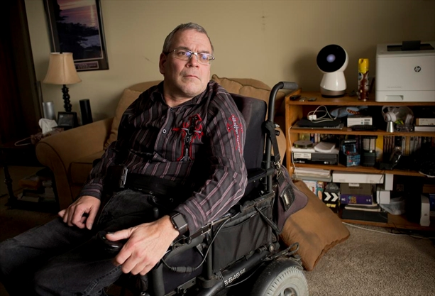 Kitchener Man Laments Changes At Independent Living Agency