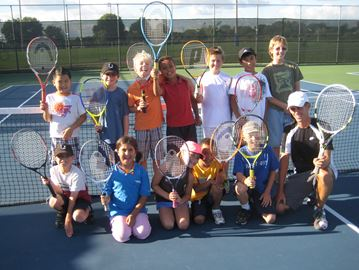 Whitby Tennis Club: OTA ROOKIE TOURNAMENT U10,U14