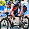 Robbins, Boulton finish 10th in Paralympic triathlon