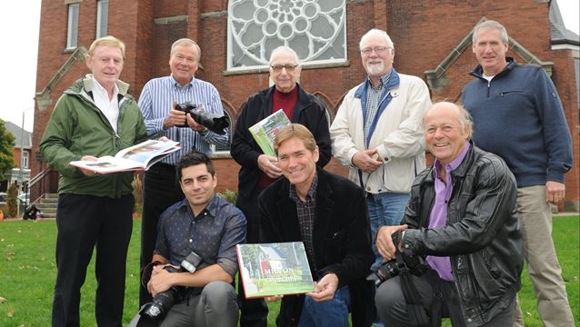 Authors shine a light on Milton's churches, their history and significance