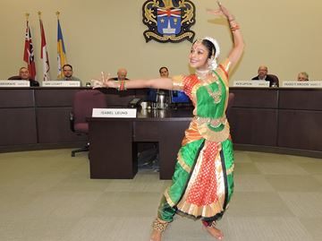 Tamils celebrating in Stouffville this month