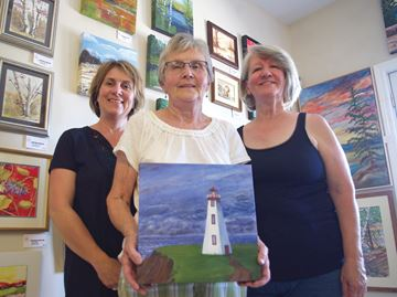 Cookstown gallery hosting South Simcoe Palette Club art show