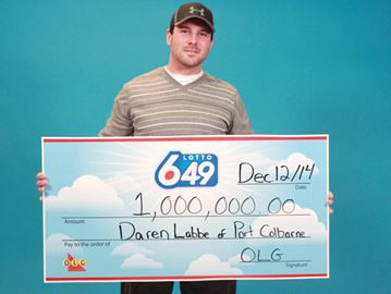 Port Colborne lotto winner 'won't be going to work tomorrow'