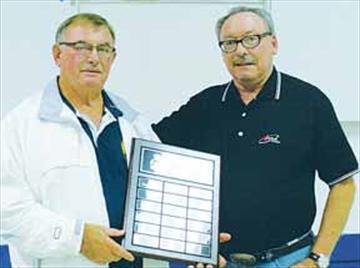 Caldwell earns Legion volunteer award– Image 1