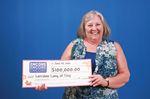 Tiny Township woman wins $100,000 lottery jackpot