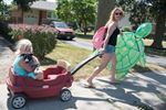The heat is on — and here to stay for the weekend in Oakville, Halton