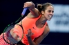 Keys 1st American in WTA Finals since Williams sisters-Image1
