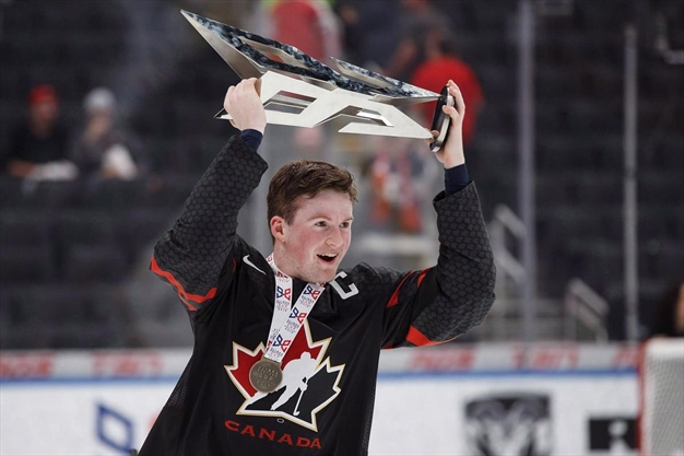 Top NHL draft prospects Lafrenière, Byfield named to Canada's world junior camp