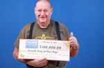Ken Bray lottery winner