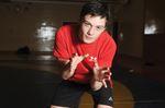 Wrestler Chris Nikolaou