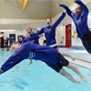 Thornhill Students Jump into the Pool