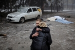 Artillery fire kills at least 12 civilians in Donetsk-Image1
