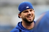 Royals hope to light up Giants and clubhouse deer-Image1