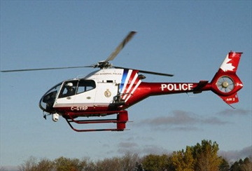 Thieves Outrun Police And Helicopter From Vaughan To Hamilton