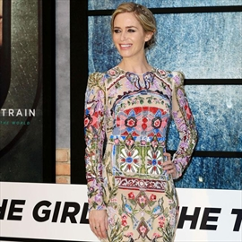 Emily Blunt's daughter upset by Girl on the Train trailer-Image1