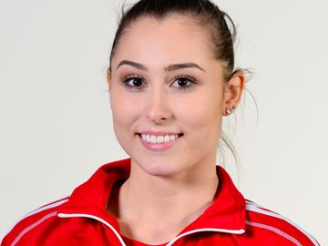 Oakville gymnast wins bronze at Italian meet