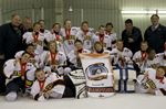 Barrie Peewee AE team wins tourney