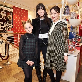 Daisy Lowe is all smiles as she attends Disney x Cath Kidston VIP launch event-Image1
