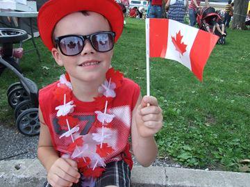 Orillia celebrates Canada Day in style