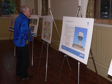 Ancaster Water Reservoir study open house