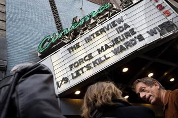 Hundreds of theatres begin screening 'The Interview'-Image1