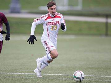 Zis leads Guelph to OUA soccer title