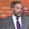 Tom Mulcair apologizes for using 'Newfie' in debate