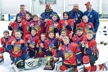 Hockey team wins championship