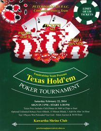 free texas holdem tournaments