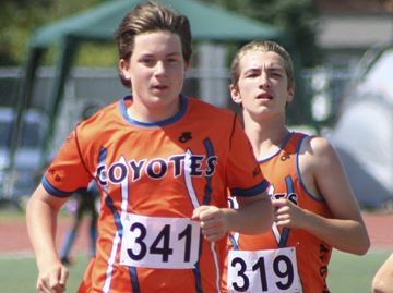 Meaford's Tichbourne breaks track record