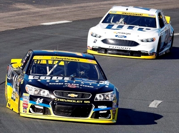Column: Tony Stewart on the ropes in final NASCAR Chase-Image1