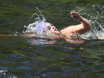 Swim for Hospice