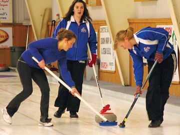 Midland Curling Club prepares for new season