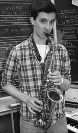 Local student to perform with all-star jazz band– Image 1