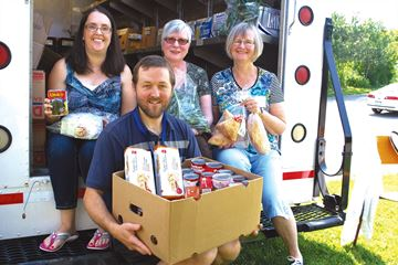 Heritage Green Food Bank