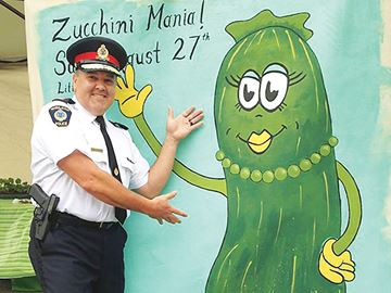 Zucchini Mania coming to Midland next month