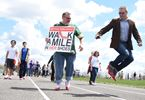Walk A Mile In Her Shoes At Holy Cross