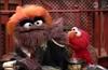 Donald Grump and Elmo