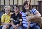 Family talks candidly about life with children affected by FASD