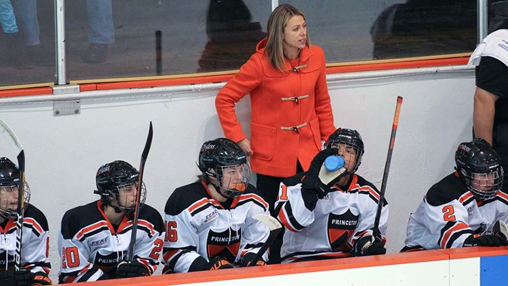 MOREY NAMED HEAD COACH OF PRINCETON: