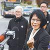 Olivia Chow kicks off institute